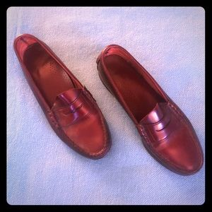 Vintage penny loafers!